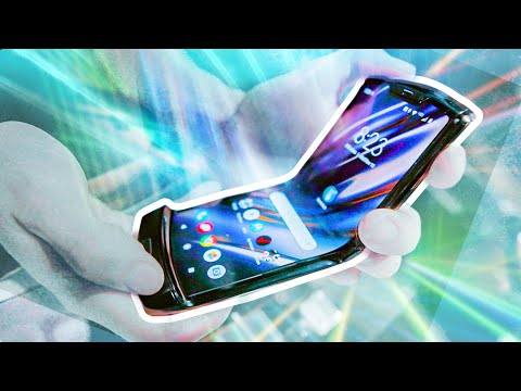 RAZR: The Folding Phone You ACTUALLY Want