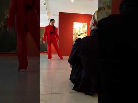 Danza al Museo Revoltella - Trieste 04.03.2017