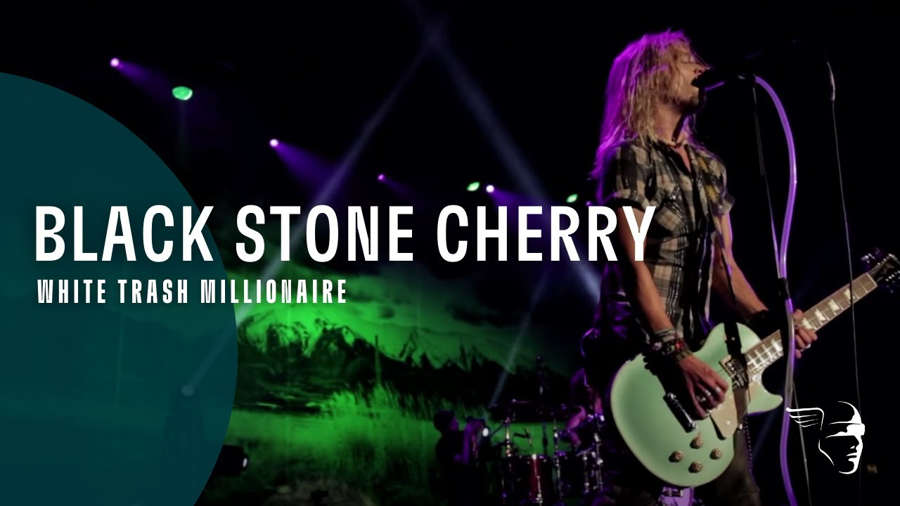 Black Stone Cherry - White Trash Millionaire (Thank You: Livin' Live Birmingham, UK)