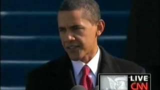 "Obama Inauguration 2009 Obama Obama (Lil Wayne ""A Milli"" Remake)  (Ineeguration)"