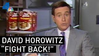 NBC4 Consumer Journalist David Horowitz — 'Fight Back!' | NBCLA
