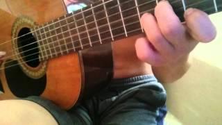 Tôi ru em ngủ guitar cover