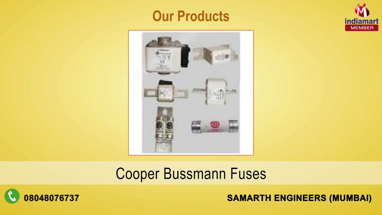 Electrical Products by Samarth Engineers, Mumbai - YouTube