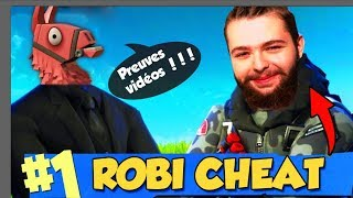 ROBI CHEAT AIMBOT ! PREUVE VIDÉO !