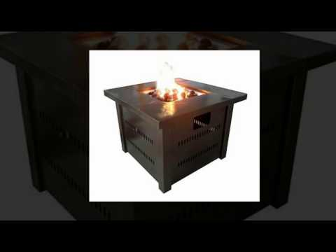 Best Outdoor Fire Pit Table Reviews