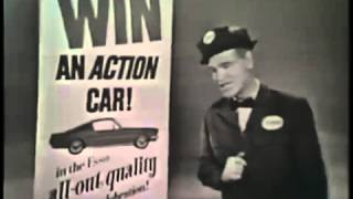Ford Mustangs/Imperial Oil Esso Television Commercial (1965)