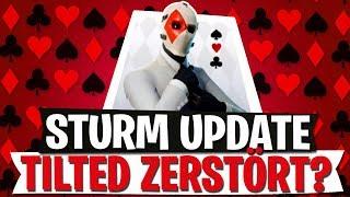 STURM UPDATE | TILTED ZERSTÖRT? | EVENT SKIN INFOS | Fortnite Battle Royale