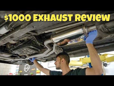 $1000 Magnaflow Catback Exhaust Review! IS IT GOOD? SOUND TEST! FIRST IMPRESSIONS!