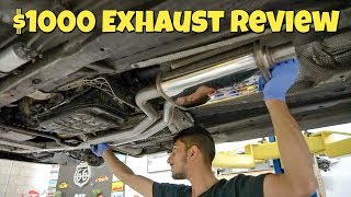 video thumbnail of $1000 Magnaflow Catback Exhaust Review! IS IT GOOD? SOUND TEST! FIRST IMPRESSIONS!