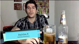 Baltika 5 - Baltika Brewery [ Una Birra Al Día ]