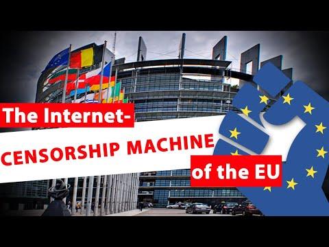 The Internet-Censorship Machine of the EU (Upload-Filters / Ancillary Copyright) ...  | kla.tv