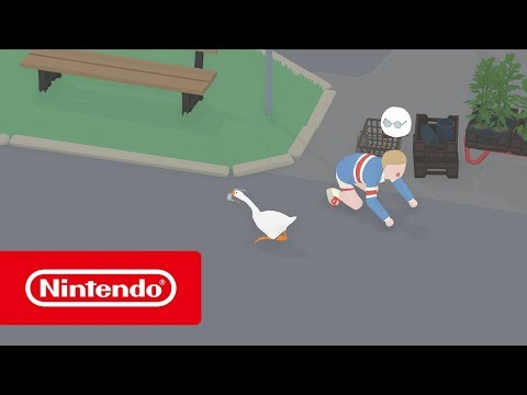 Untitled Goose Game - Launch Trailer