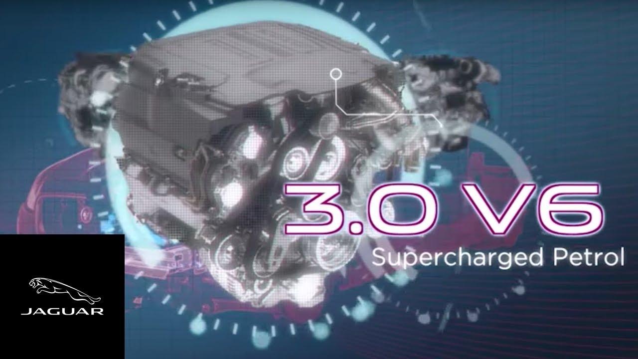 Jaguar F-PACE | Advanced Powertrain and Ingenium Diesel Range - YouTube