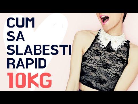 Dieta Rapida - Cum Slabesti Usor 10 kg (1 kg pe zi). Meniul complet
