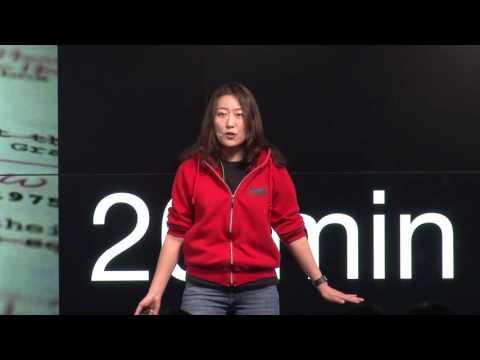 Entrepreneurship is a Calling | April Kim | TEDxHanRiver