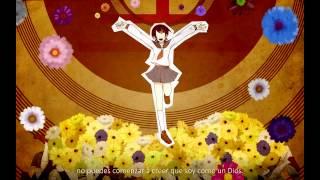 Ootsuki Kenji & Zetsubou Shoujo Tachi - Ringo Mogire Beam! Sub. Español