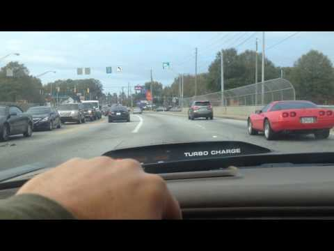 Driving The Old 1981 4.9 Turbo Trans Am S.E.