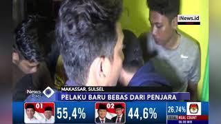 Detik Detik Penggerebekan Pasutri Spesialis Jambret Kota Makassar