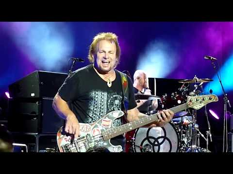 Sammy Hagar (Circle) - Why Can't This Be Love - The Mann Center - Philadelphia - 9-25-2017