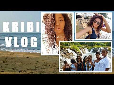 Girls' Trip: Let's Go to Kribi | Kribi Vlog | Cameroon Travel Vlog
