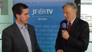 Paul Hampel und Dieter Stein (AfD-Bundesparteitag 2016)