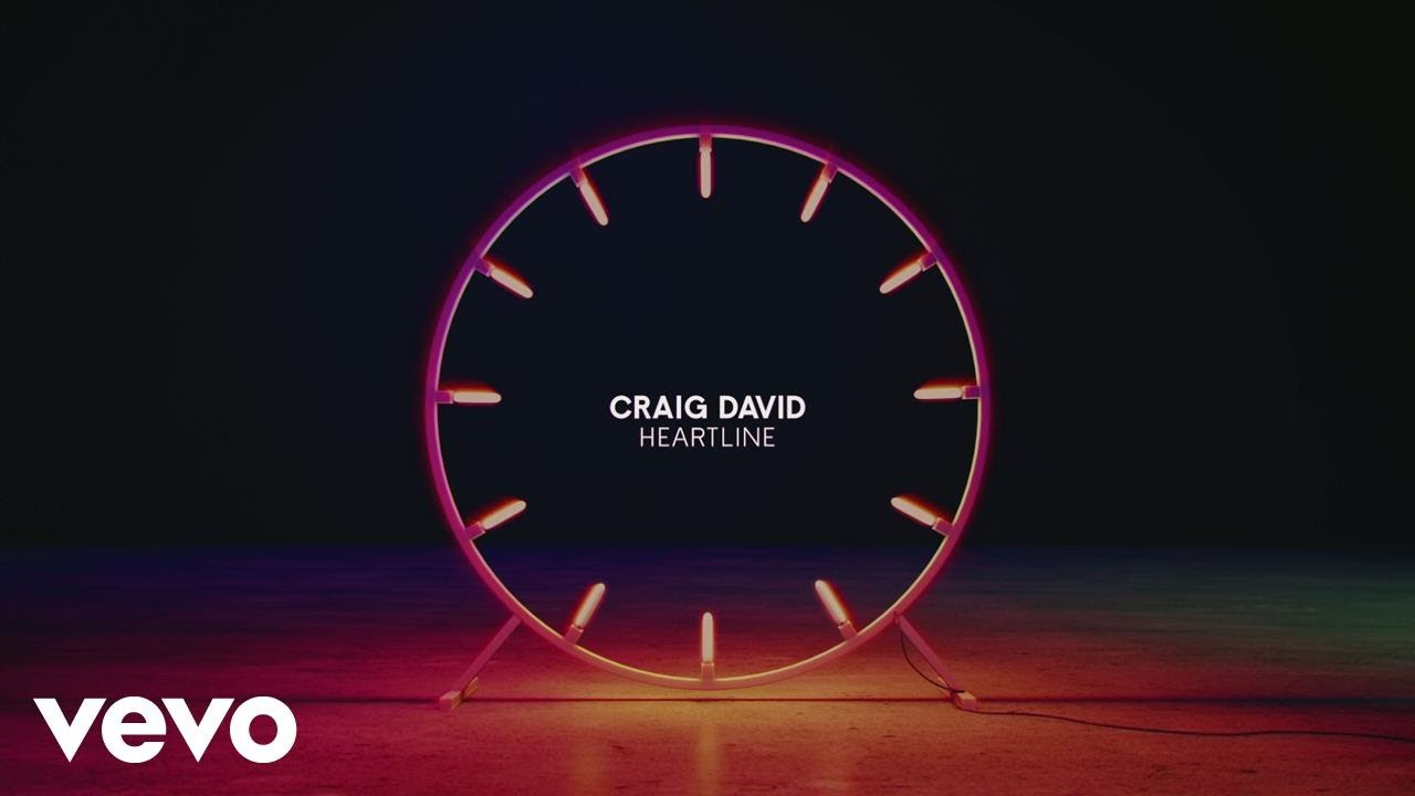 Craig David Releases New Single Heartline Announces New