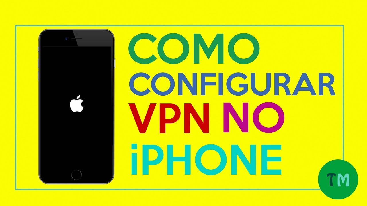 95a16c4ef18 Como Configurar VPN no iOS! (iPhone 4, 4s, 5, 5c, 5s, 6, 6s, 7 ...