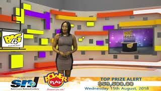 SNL MORNING DRAW 15TH AUGUST, 2018   15 August 2018   09 29 11 AM