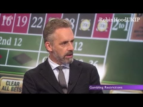 Jordan Peterson on gambling and addiction