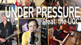 Marc Martel - Under Pressure - Featuring the UQC (Queen cover)
