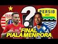PERSIB VS PERSIJA Bertemu di Final Piala Menpora 2021 - Jadwal Final Piala Menpora 2021