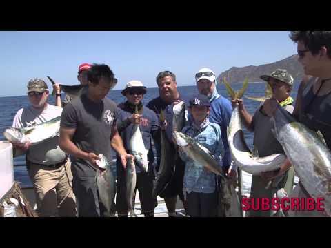 Gail force fishing report with dan hernandez sport for Sport fishing with dan hernandez