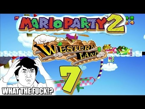 Let's Play Mario Party 2 Part 7: Was geht denn hier ab?!