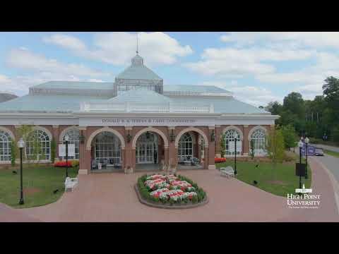 Caine Conservatory Tour