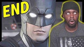 WOW! ME & BATMAN ARE SHOOK! WHAT AN ENDING! | Batman: The Enemy Within Episode 1 Part 5 (Season 2)
