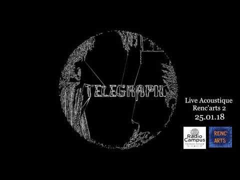 Telegraph - Live Acoustique ( Renc'arts 2  le 25.01.18)