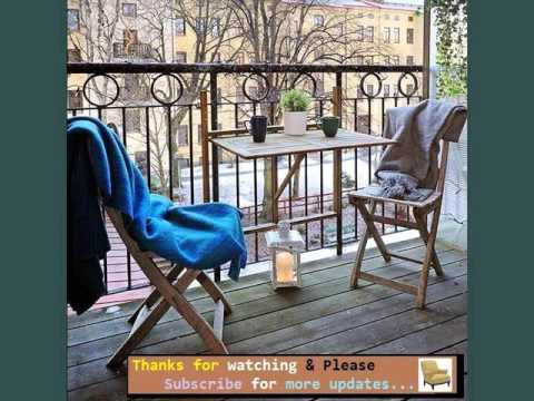 Garden Furniture Collection Outdoor For Small Balcony Romance