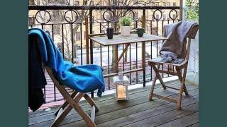Garden Furniture Collection Outdoor Furniture For Small Balcony Romance