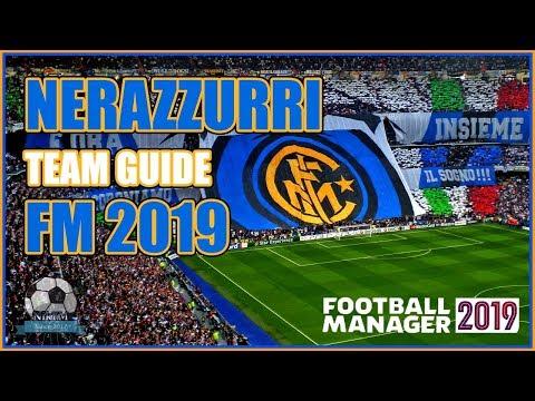 FM19 Inter Milan
