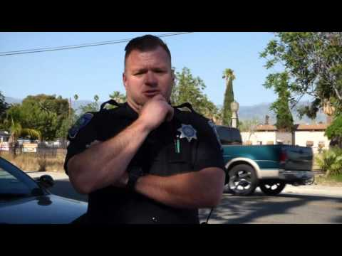 1st amendment audit San Bernardino pd  FAIL!!   Playing suspicious card, not with HDCW ;)