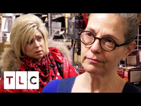 Teresa Gives A Reading While Buying A Juicer | Long Island Medium