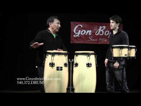 Greenbrier Percussion - How To: Tune Your Congas and Bongos