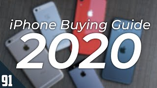 iPhone Buying Guide - 2020 (which iPhone should you buy?)