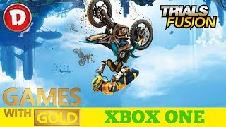 TRIALS FUSION Xbox One games with gold august 2017 free
