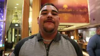 Andy Ruiz finally BREAKS SILENCE on whether he will return to boxing..