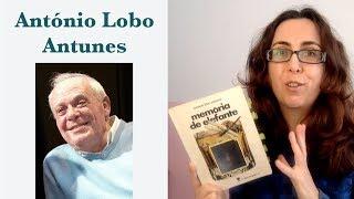 António Lobo Antunes | livros que li do autor