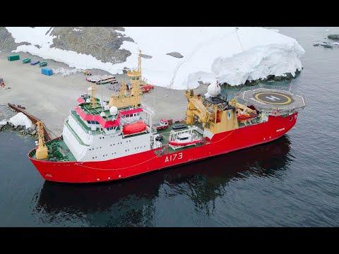 In focus: HMS Protector – the Royal Navy's Antarctic patrol