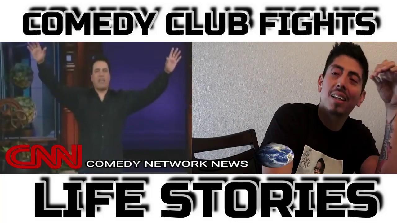 CNN COMEDY CLUB FIGHTS ft JOSE RAYMOND
