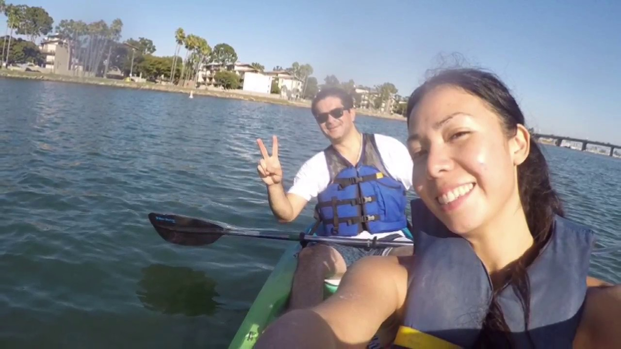 Alamitos Bay Kayaking In Long Beach Ca
