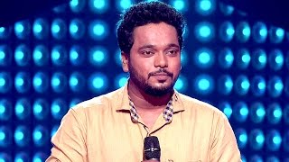 The Voice India - Anish Mathew Performance in Blind Auditions
